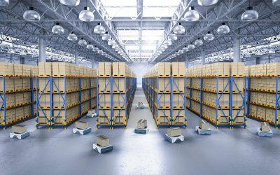Warehouse Upgrade – Sacramento, CA